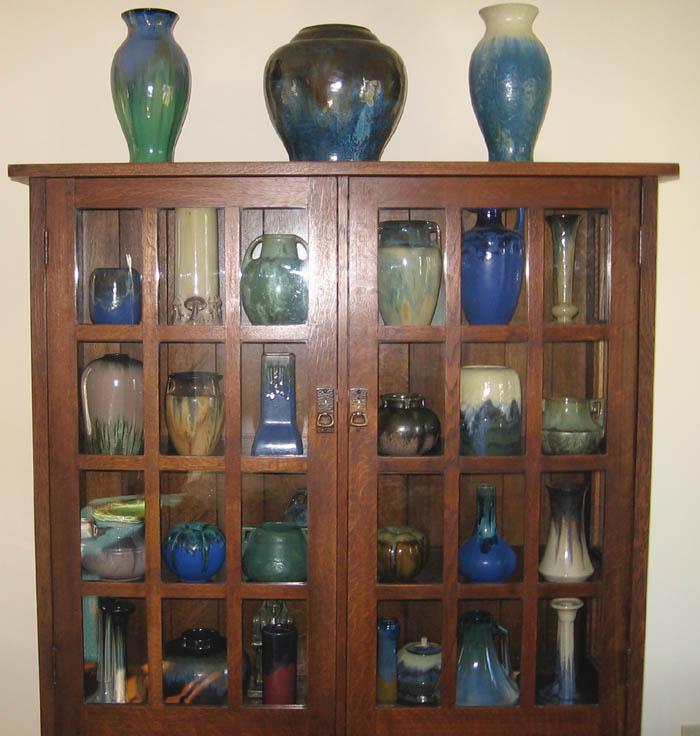 Fulper Fulper Lamp And Vase Gallery